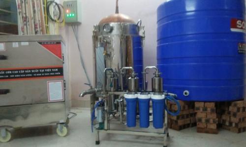 Máy Lọc Rượu 200 Lít Công Nghệ Xử Lý Độc Tố Của Châu Âu