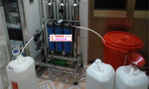 Máy lọc rượu khử andehit mẫu mới được ưa chuộng sử dụng nhất hiện nay