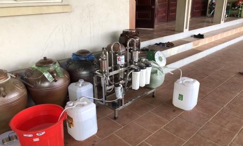 Phân phối các loại máy lọc rượu cao cấp giá siêu rẻ tại Lai Châu