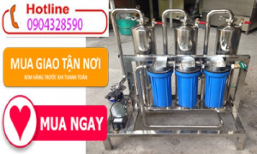 Phân phối các loại máy lọc rượu cao cấp giá siêu rẻ tại Vĩnh Phúc