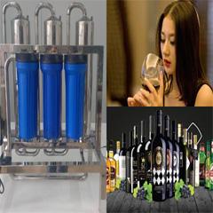 Máy lọc rượu